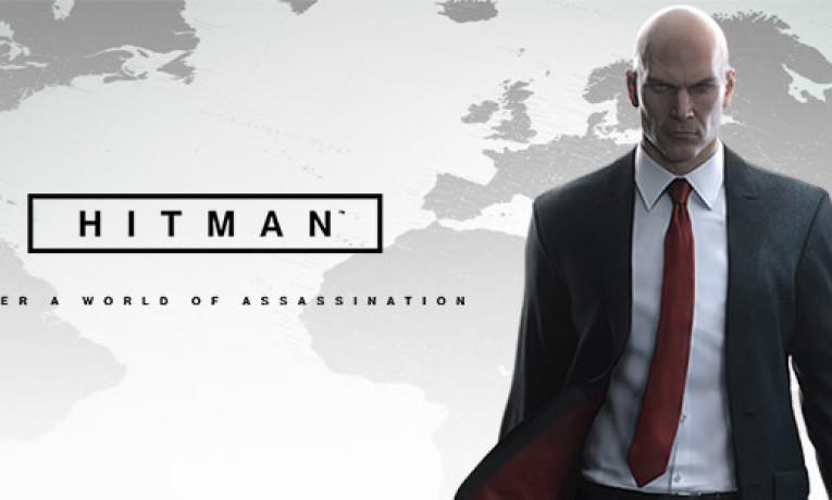 ����-������������ ���� Hitman �������� 12 ������� �� PlayStation 4