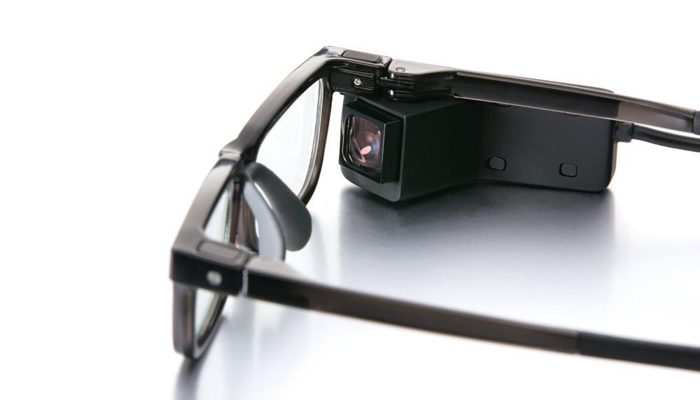 Toshiba представила смарт-очки Wearvue TG-01 для бизнеса