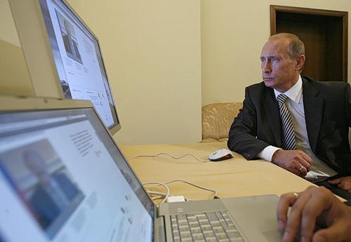 В России готовится закон о госконтроле интернет-трафика