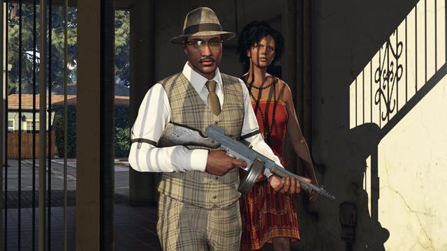 GTA Online обновилась ко дню святого Валентина