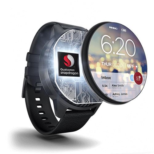 Qualcomm анонсировала платформу для смарт-часов Snapdragon Wear