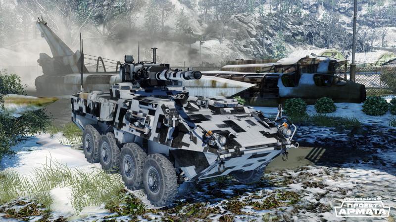 Танковый экшн Armored Warfare получил первое крупное обновление в 2016 году