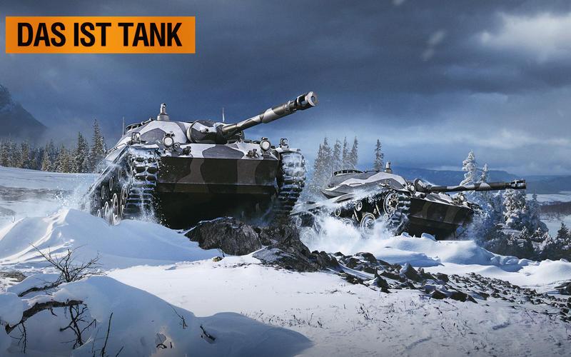 Танковый экшн World of Tanks Blitz пришел на Mac