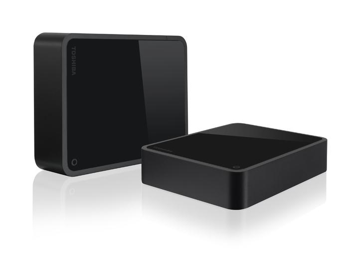 Toshiba представила Canvio for Desktop емкстью до 6 ТБ