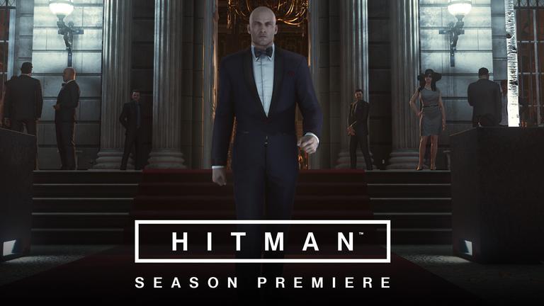 Стелс-экшн Hitman вышел в продажу