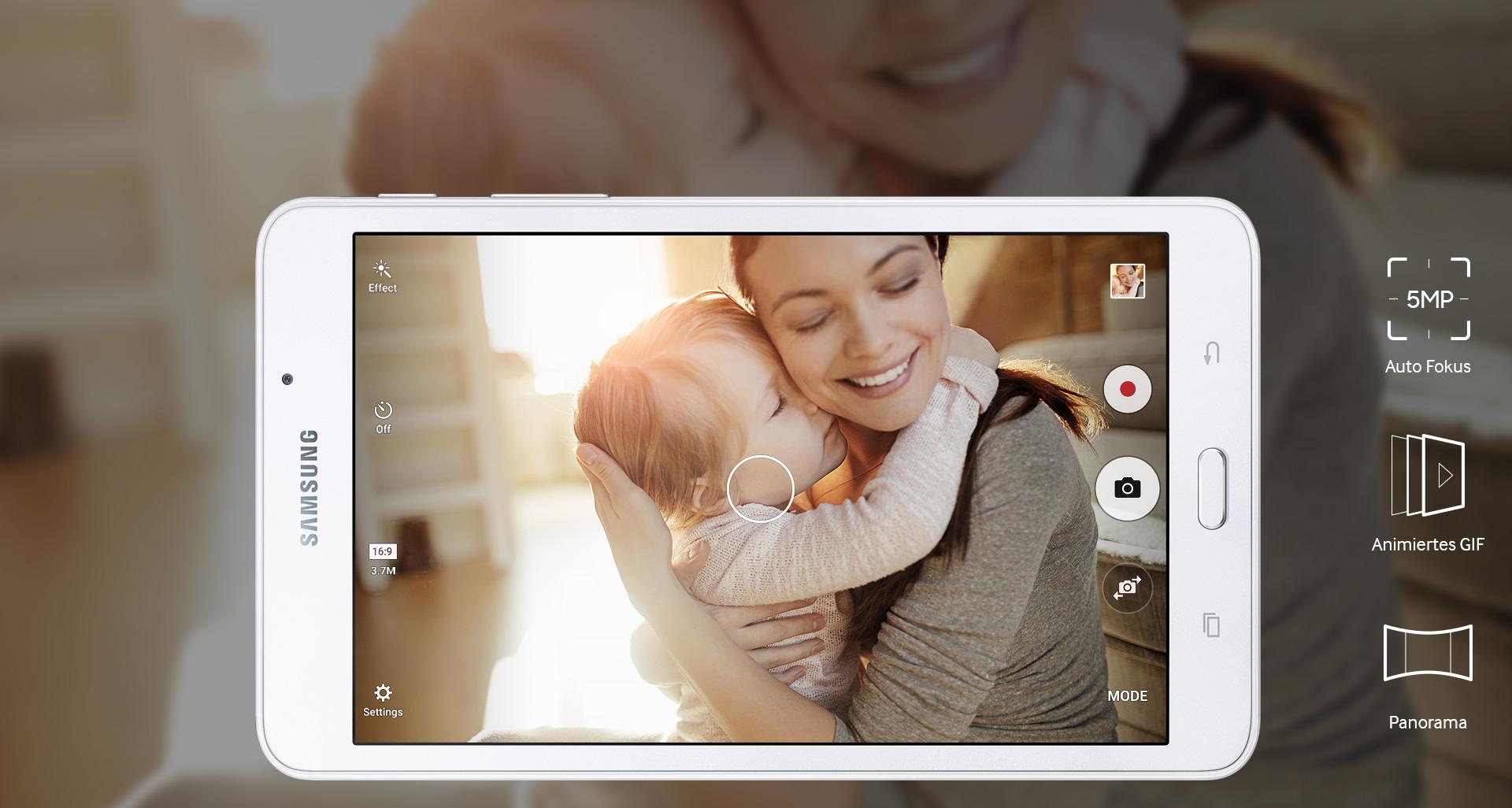 Samsung рассекретила планшет Galaxy Tab A 2016