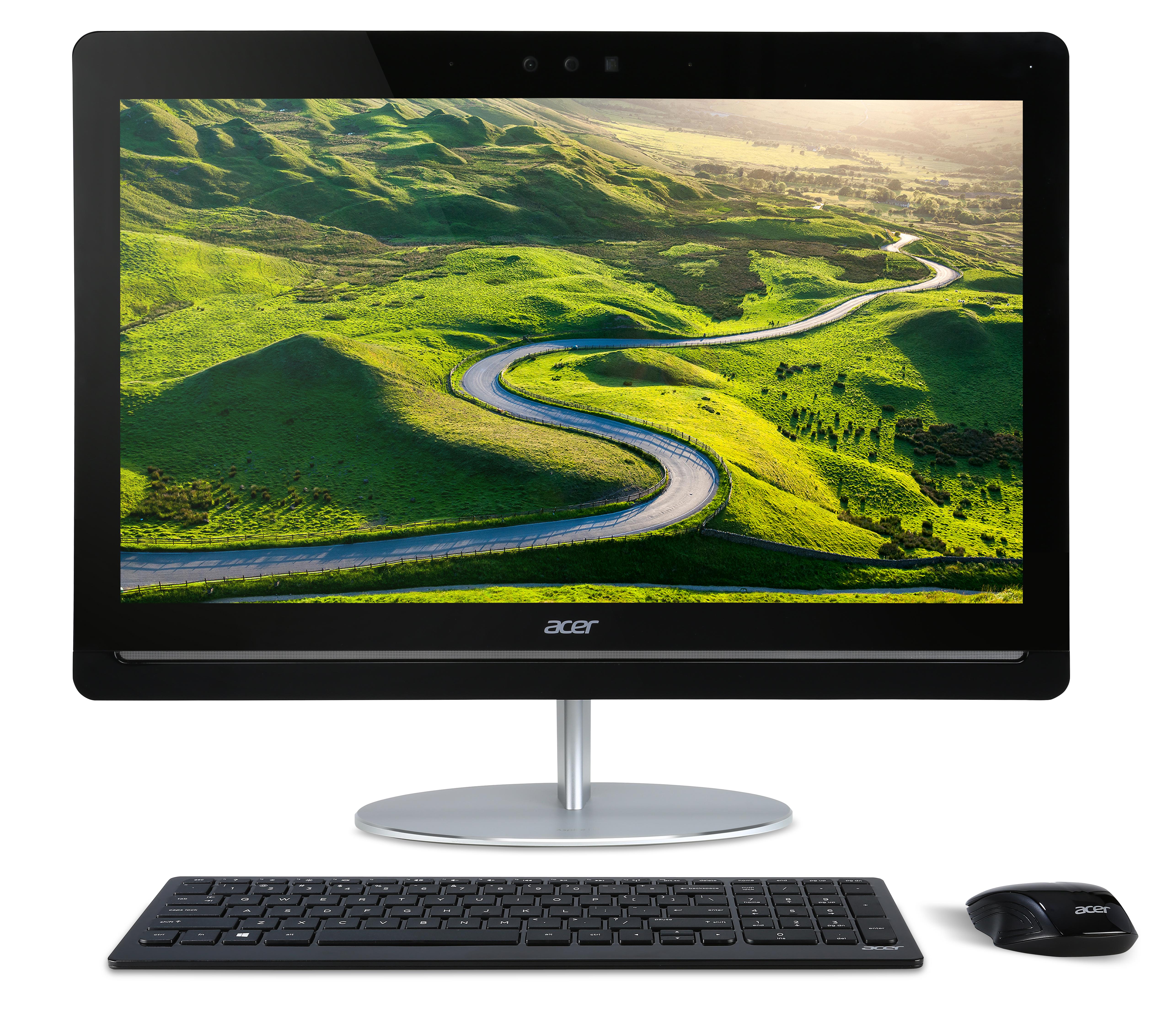 Acer выпускает моноблок Aspire U5 с 3D-камерой в России