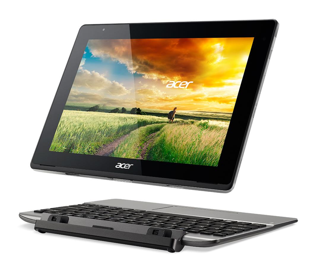 Гибридные Acer Aspire Switch 10 V и Switch 11 V выходят в России