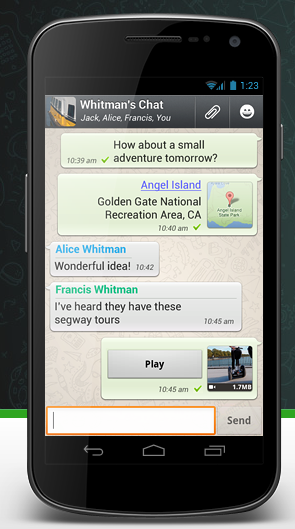 WhatsApp запустил полное шифрование сообщений и звонков
