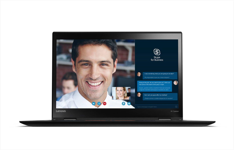 Обновленный ультрабук Lenovo ThinkPad X1 Carbon появился в России