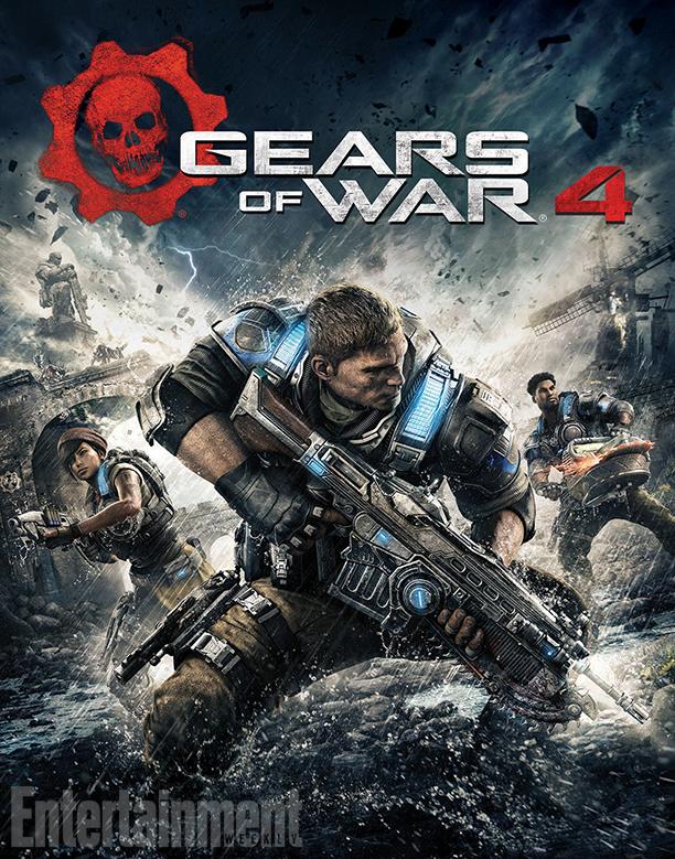 Шутер Gears of War 4 выйдет 11 октября