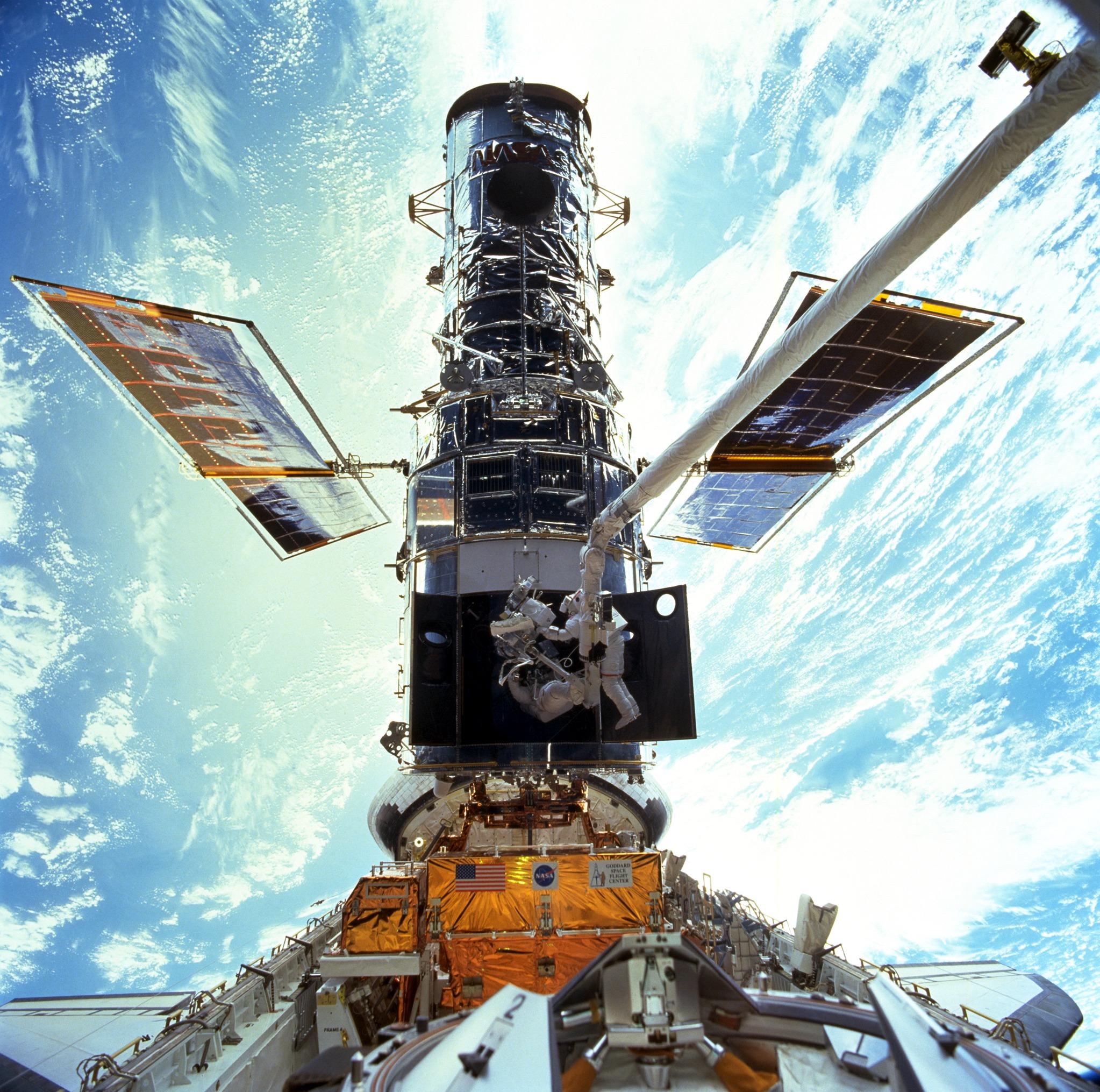 День, когда запустили «Хаббл»