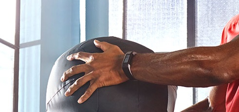 vivosmart garmin использованием gps фитнес-трекер