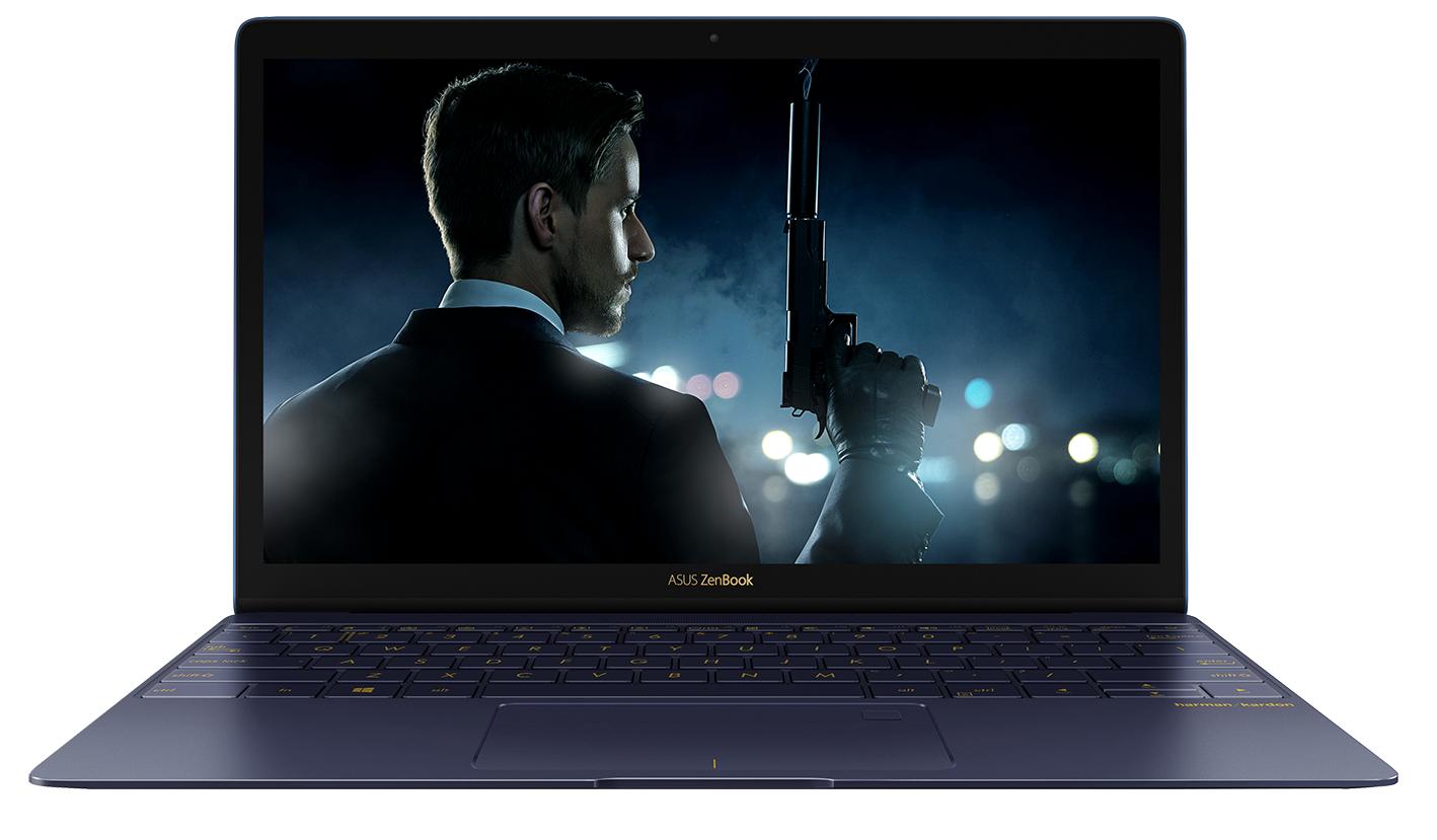 Computex 2016: ASUS ZenBook 3 тоньше, легче и быстрее MacBook