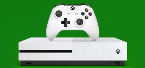 Microsoft представила игровую приставку Xbox One S