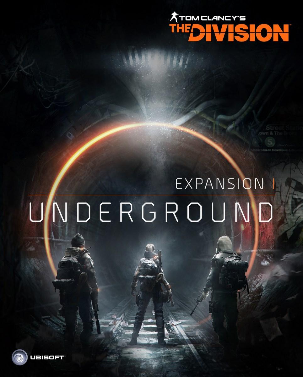 Дополнение «Под землей» для Tom Clancy's The Division выходит 28 июня