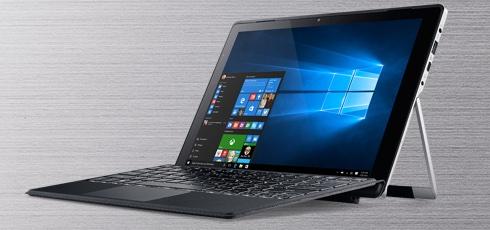 Объявлена российская цена на гибридный планшет Acer Switch Alpha 12 с жидкостным охлаждением