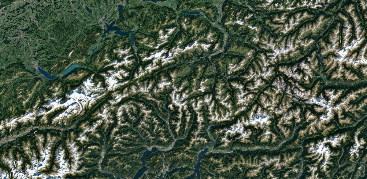 Google добавила более четкие снимки на Карты и Google Earth
