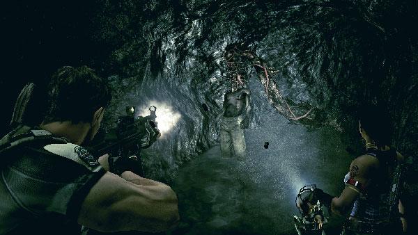 Переиздание Resident Evil 5 вышло для Xbox One и PlayStation 4