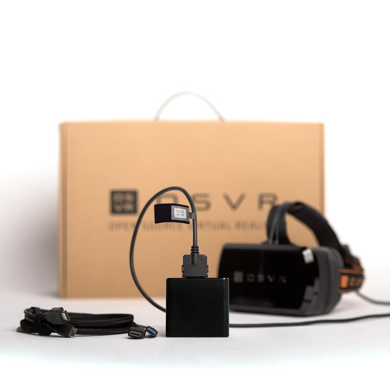 Новый шлем виртуальной реальности Razer OSVR доступен для предзаказа