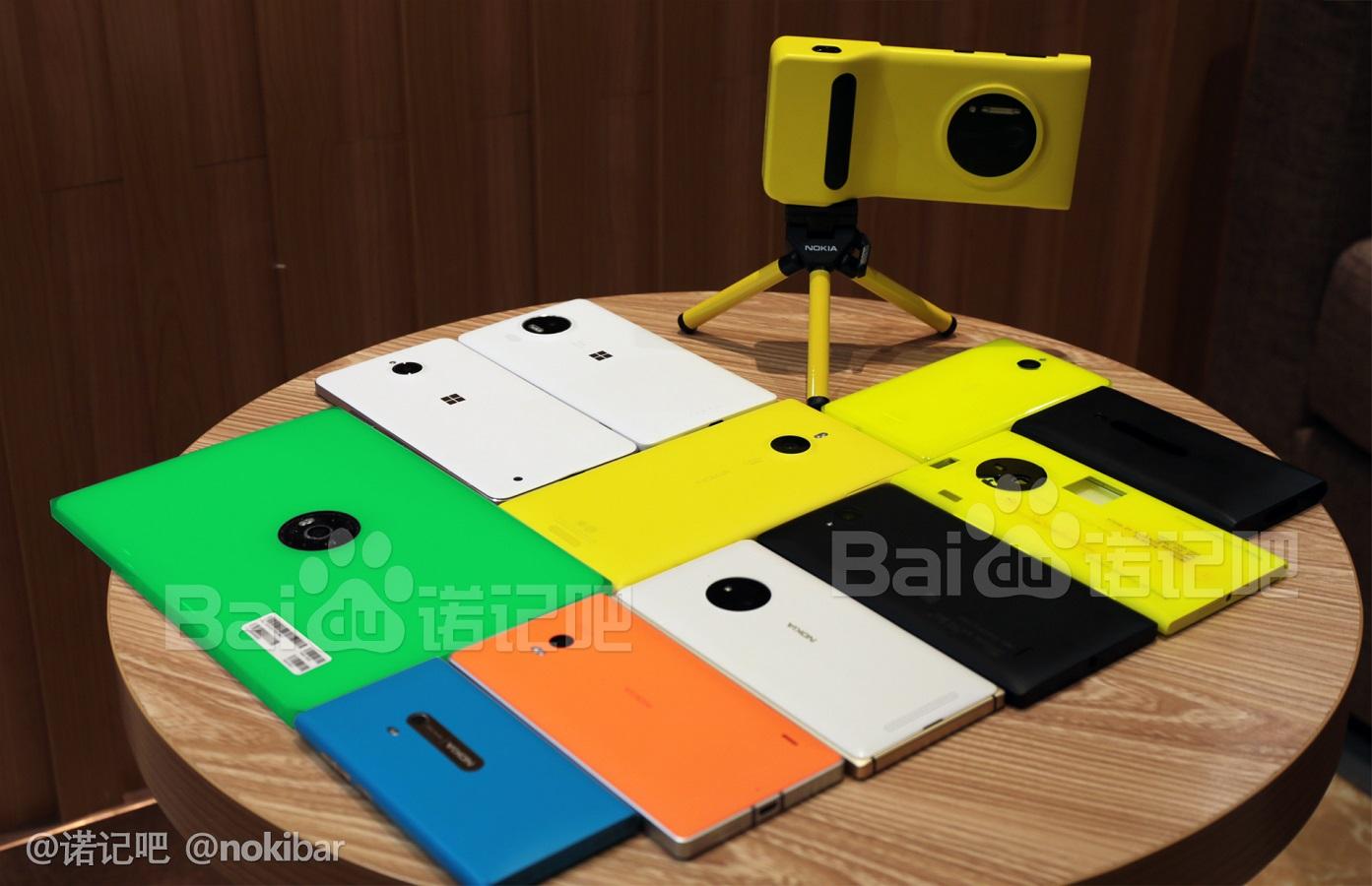 Отмененные Lumia 2020, Lumia 650 Xl, Nokia XL 2 и все-все-все показались на общем фото