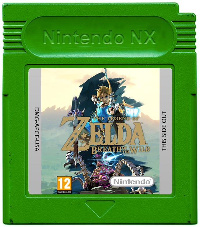 Nintendo NX оказалась портативной приставкой со съемными контроллерами и картриджами