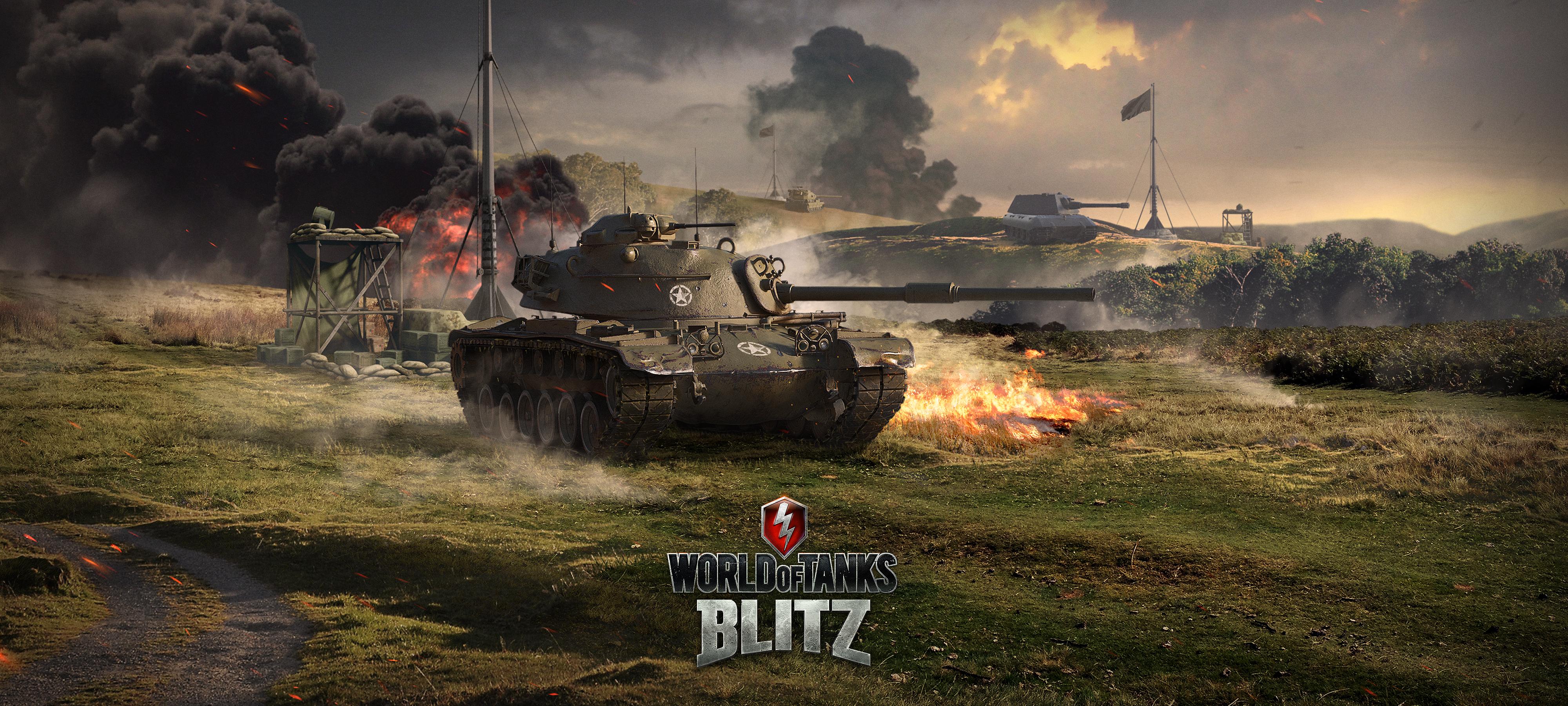 В World of Tanks Blitz появился режим «Превосходство»
