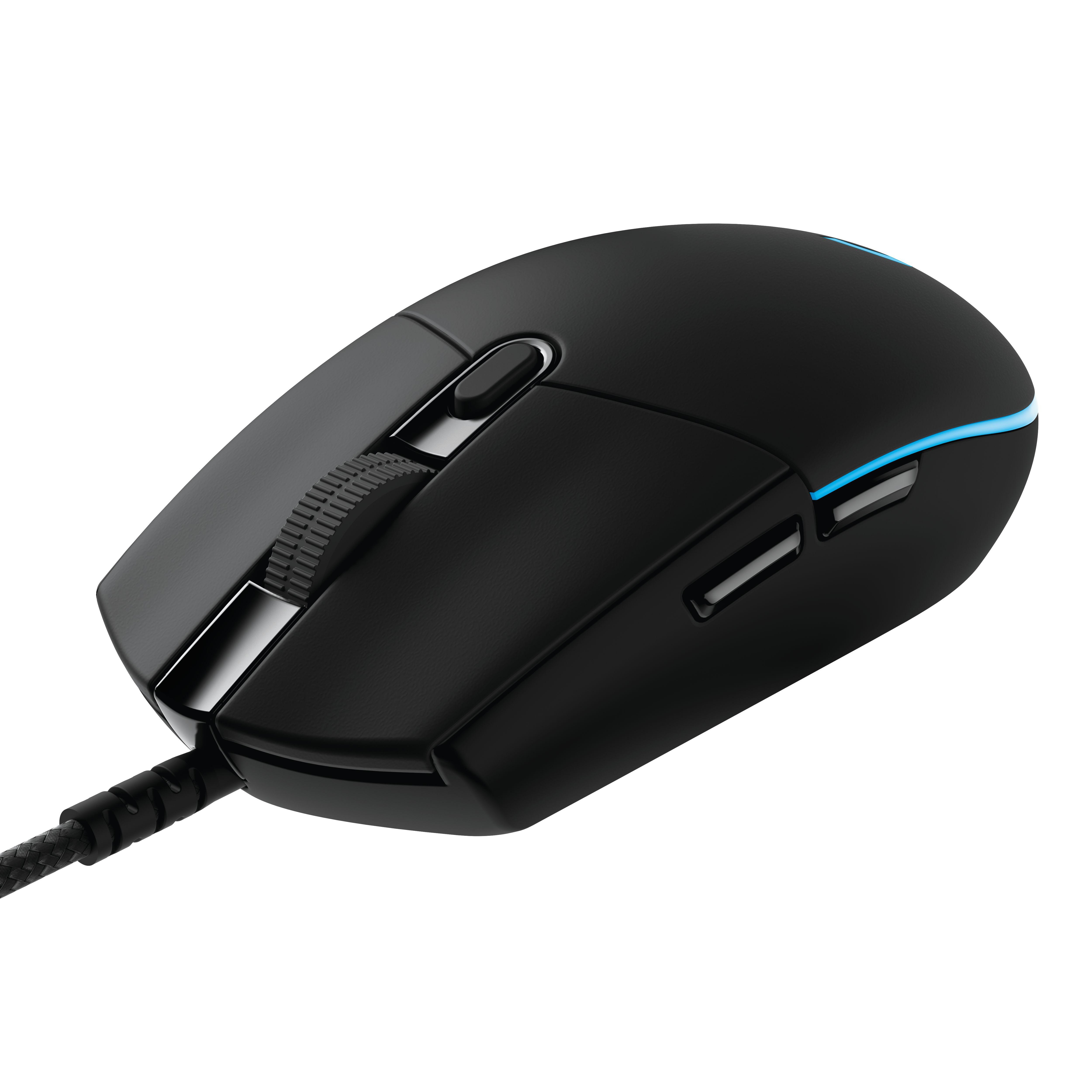 Logitech представила выносливую мышь G Pro для киберспортсменов