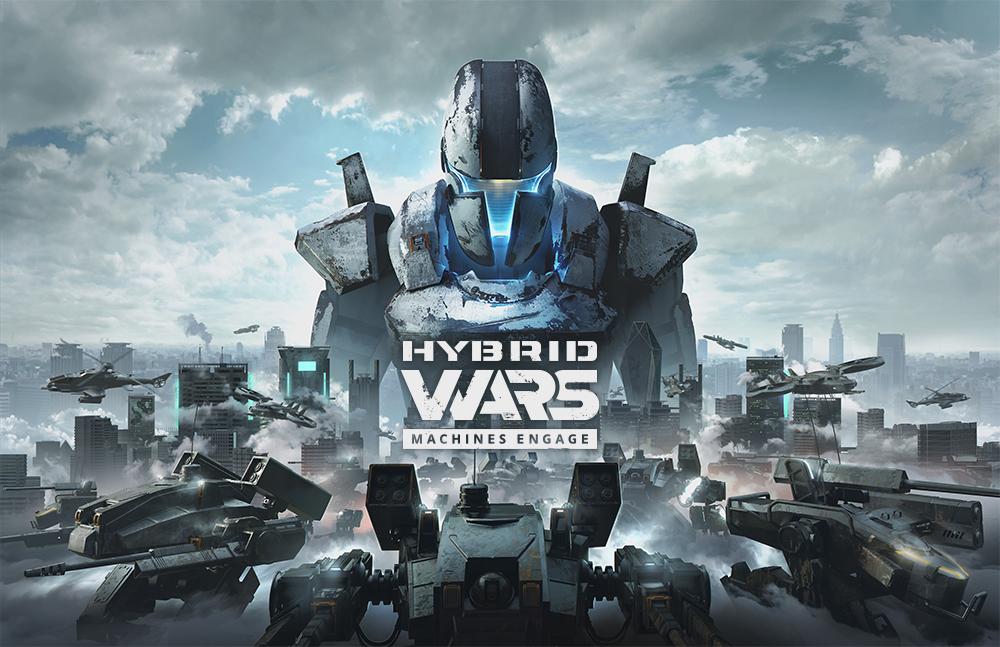 Лаборатория Wargaming анонсировала шутер Hybrid Wars