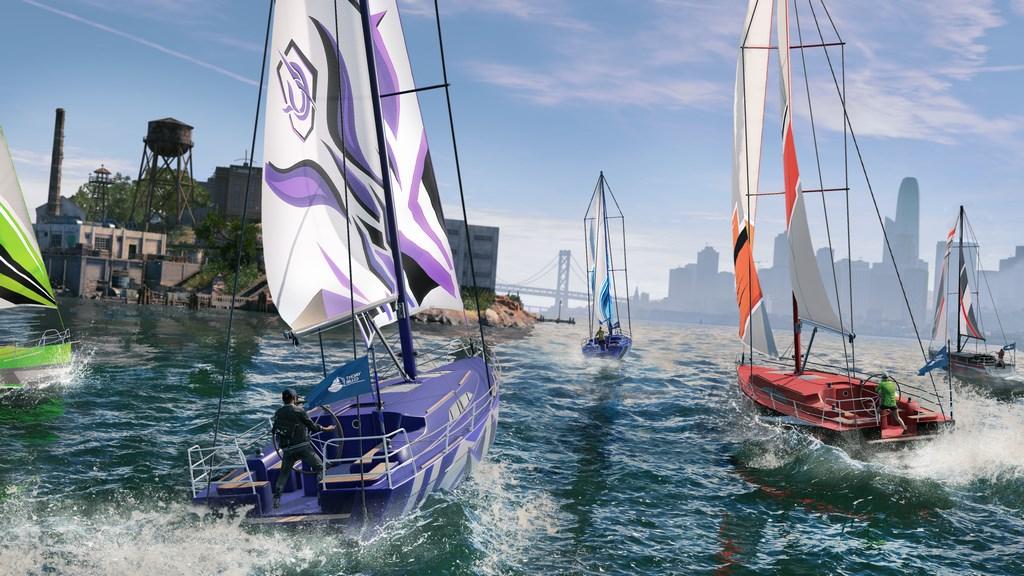 Ubisoft показала сетевую игру в Watch Dogs 2