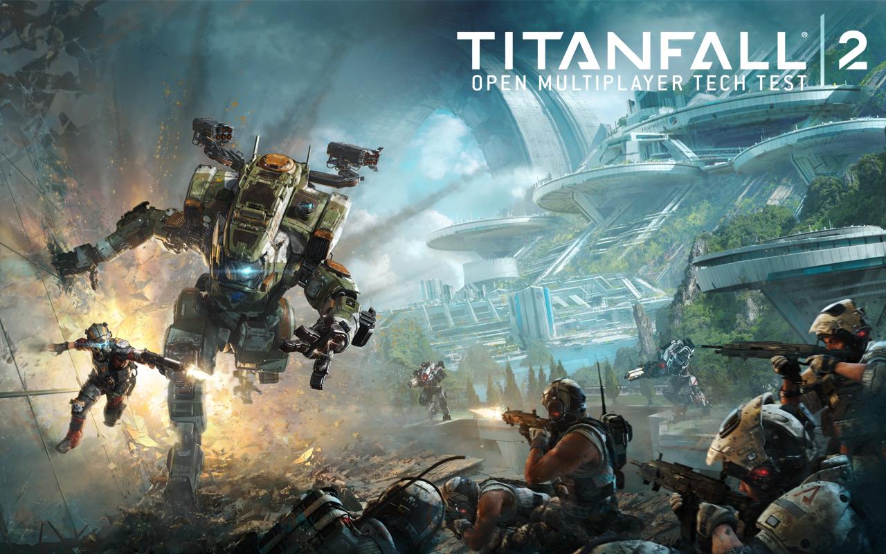 Открытое сетевое тестирование Titanfall 2 стартует 19 августа