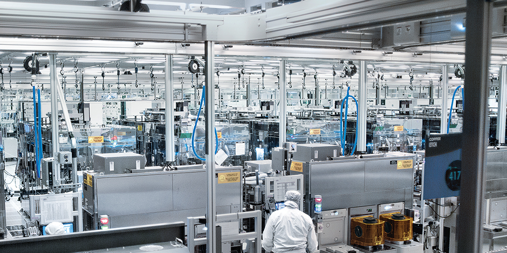IDF 2016: Intel запускает производство 10-нанометровых ARM-процессоров