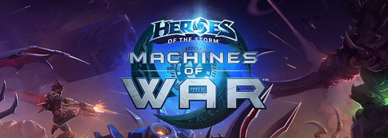 Blizzard анонсировала «Машины войны» в стиле StarCraft для Heroes of the Storm