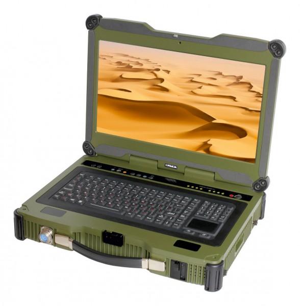Российский «неубиваемый» ноутбук для тех, кто в танке