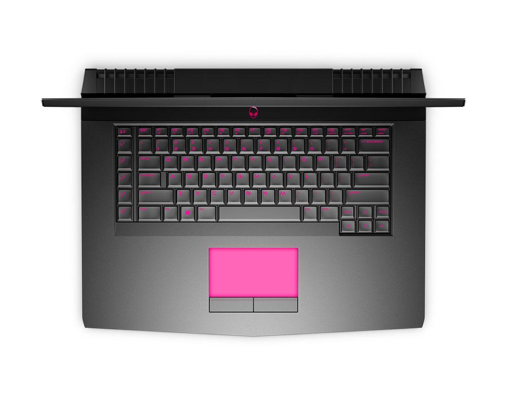 Ноутбуки Alienware 13, 15 и 17 похудели и получили графику Pascal
