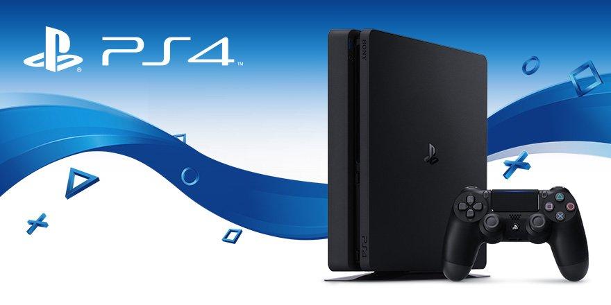 Sony Playstation 4 Slim представлена официально