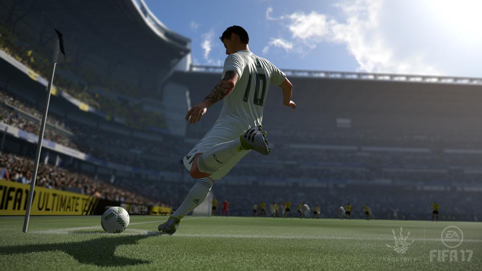 Готовьте свободное место на жестком диске: FIFA 17 занимает от 32 до 44 гигабайт