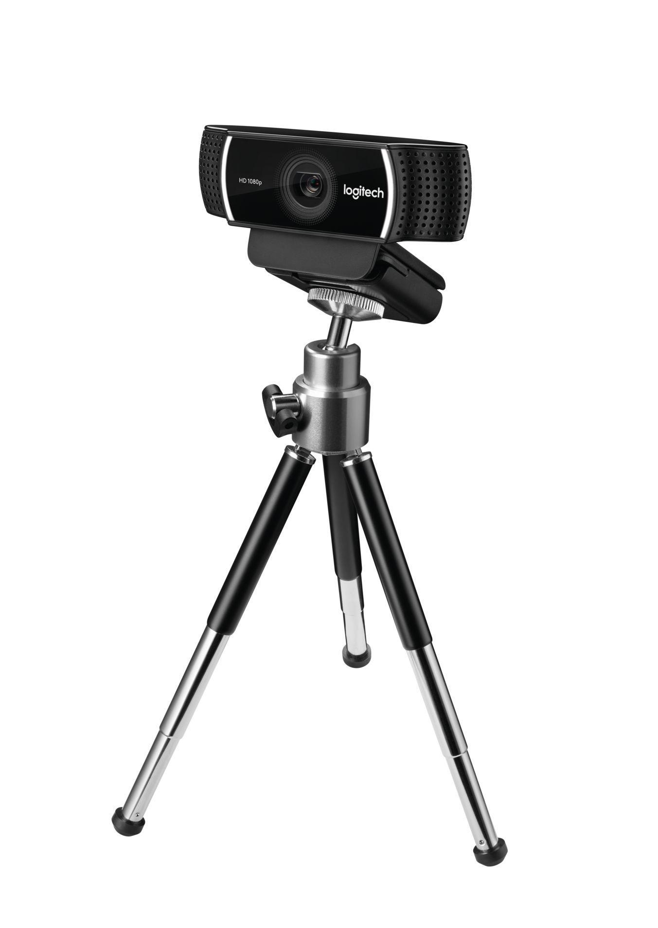 Logitech запустила веб-камеру для стримеров