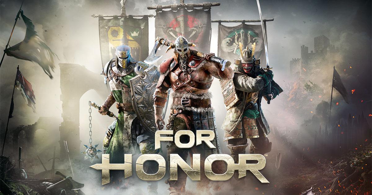 В For Honor будет полноценная сюжетная кампания