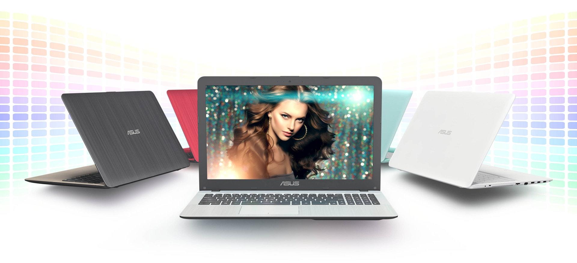 ASUS представила ноутбук VivoBook Max X441