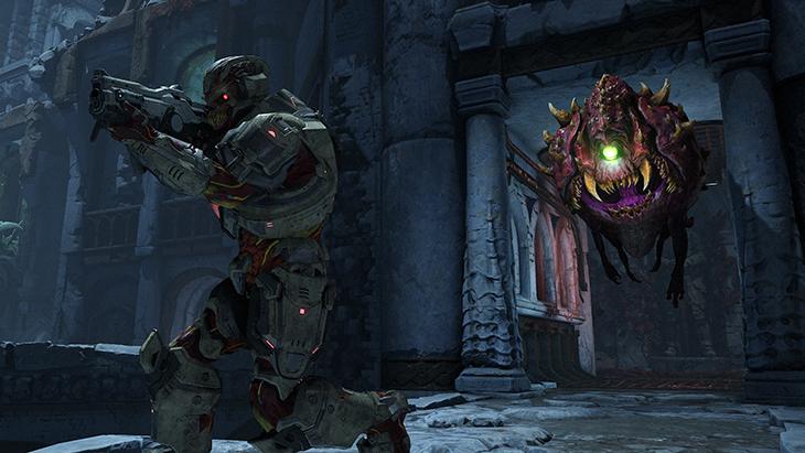 В Doom доступно дополнение Hell Followed
