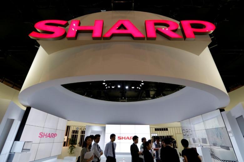 Впервые за три года Sharp может закончить год с прибылью