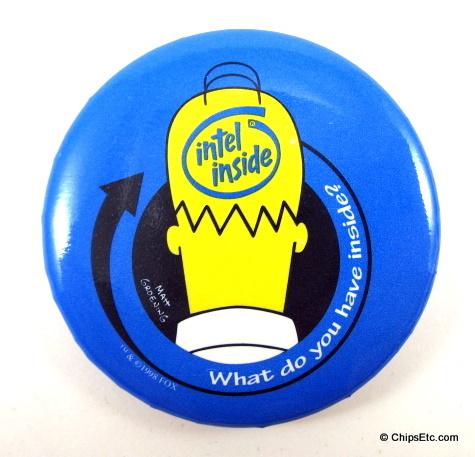 День, когда мозг Гомера Симпсона заменили на процессор Pentium II