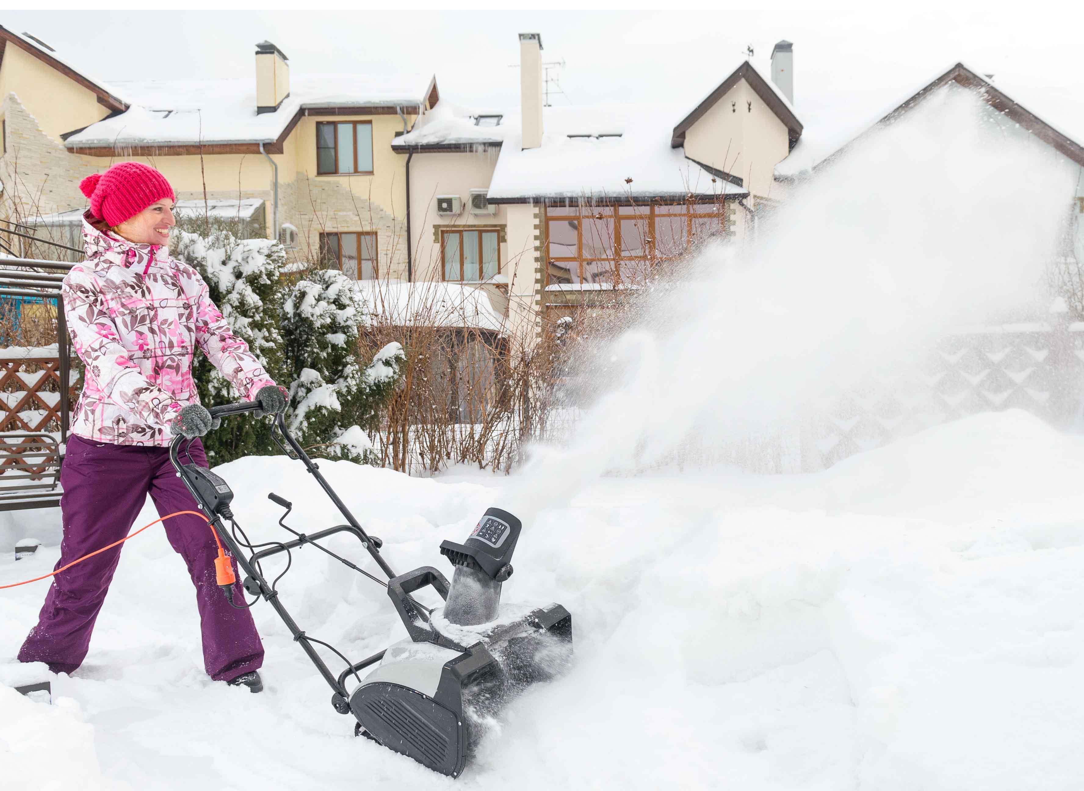 Снегоуборочная машина своими руками: достойная альтернатива 20