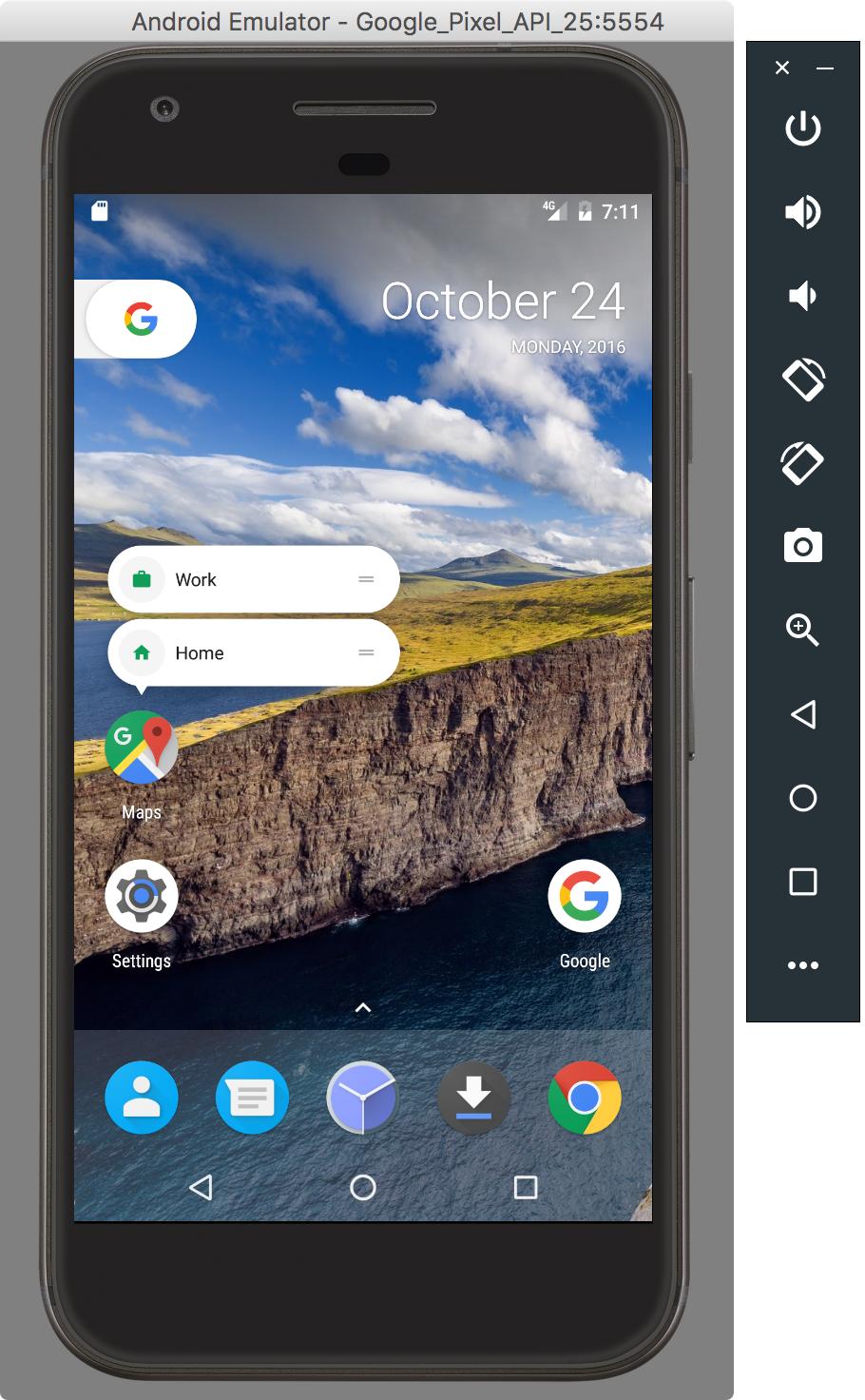 Вышла финальная версия Android 7.1 Developer Preview