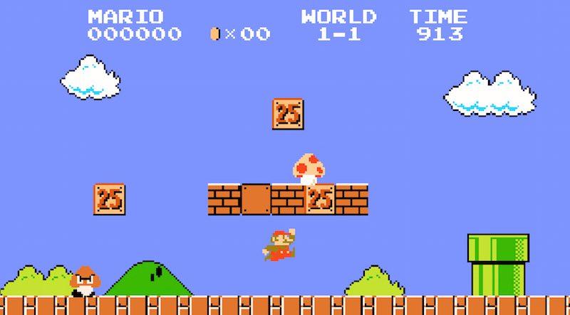 Самые популярные игры про Марио