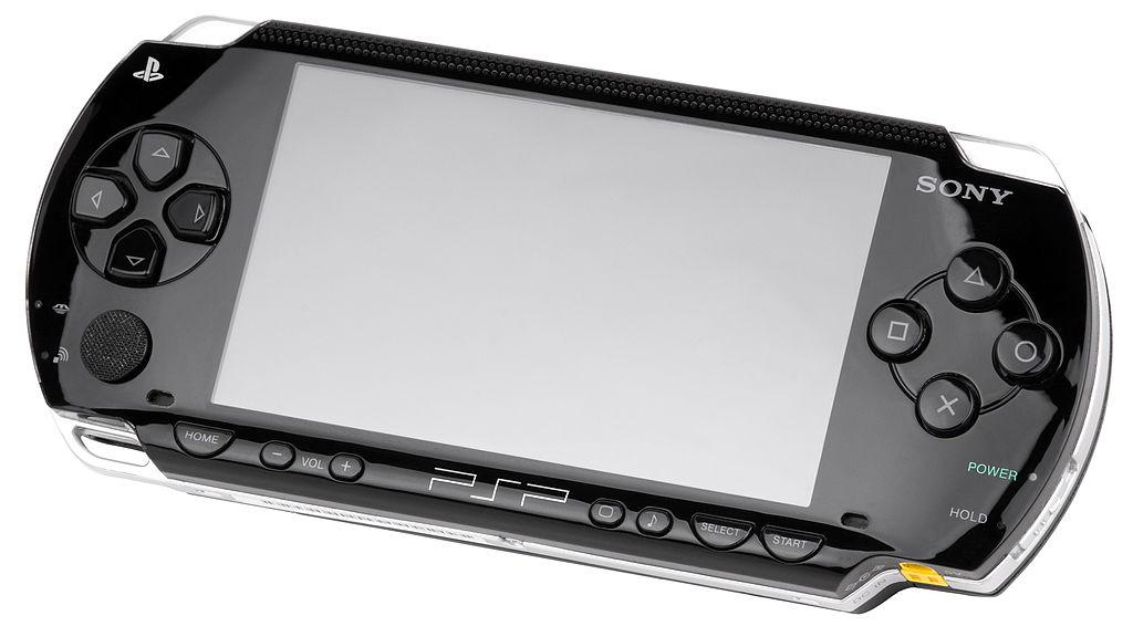 День, когда появилась Sony PSP
