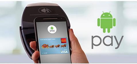 Android Pay заработает в России в следующем году