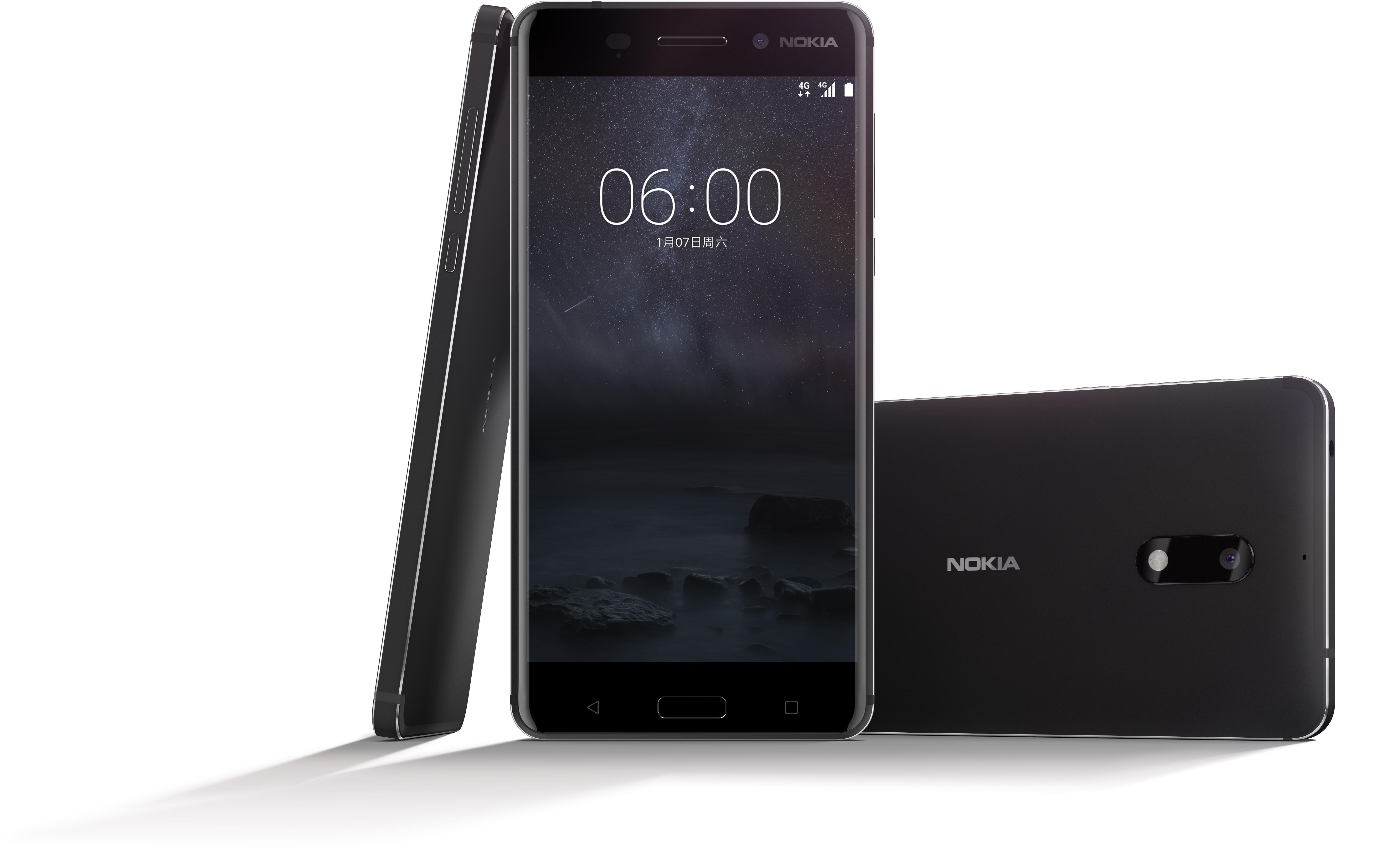 HMD представила свой первый смартфон Nokia 6