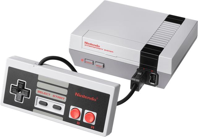 На NES Classic Edition теперь можно запускать другие игры